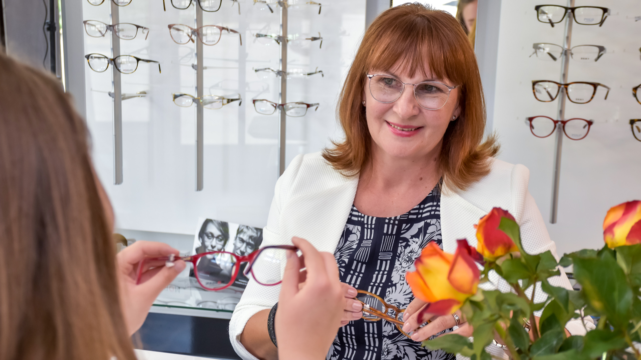 Optics4Life - Fachhandel für Augenoptik Bonn - Lydia Walter